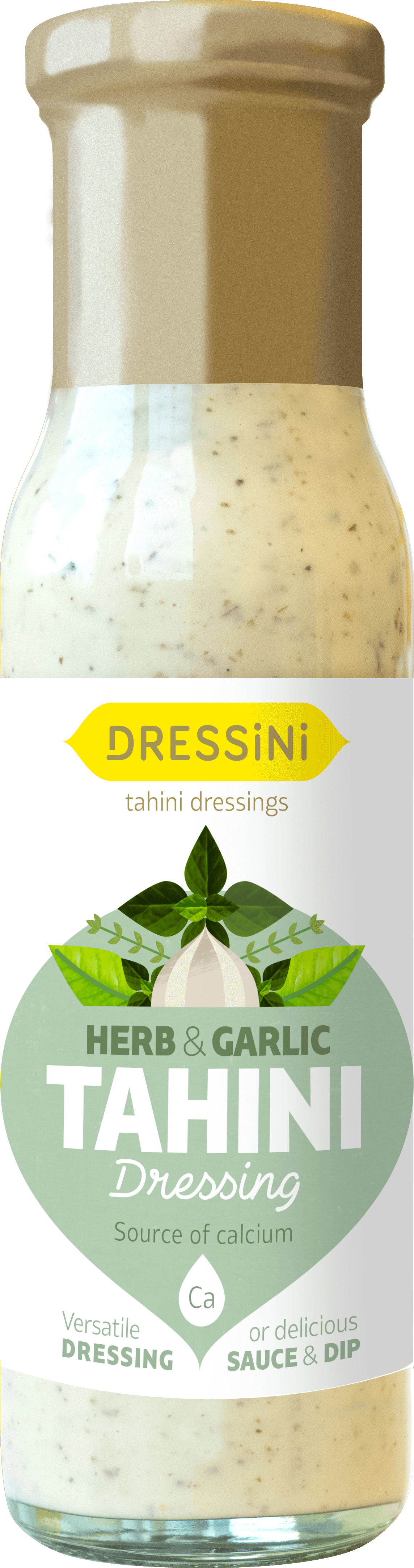 Dressini Herb and Garlic