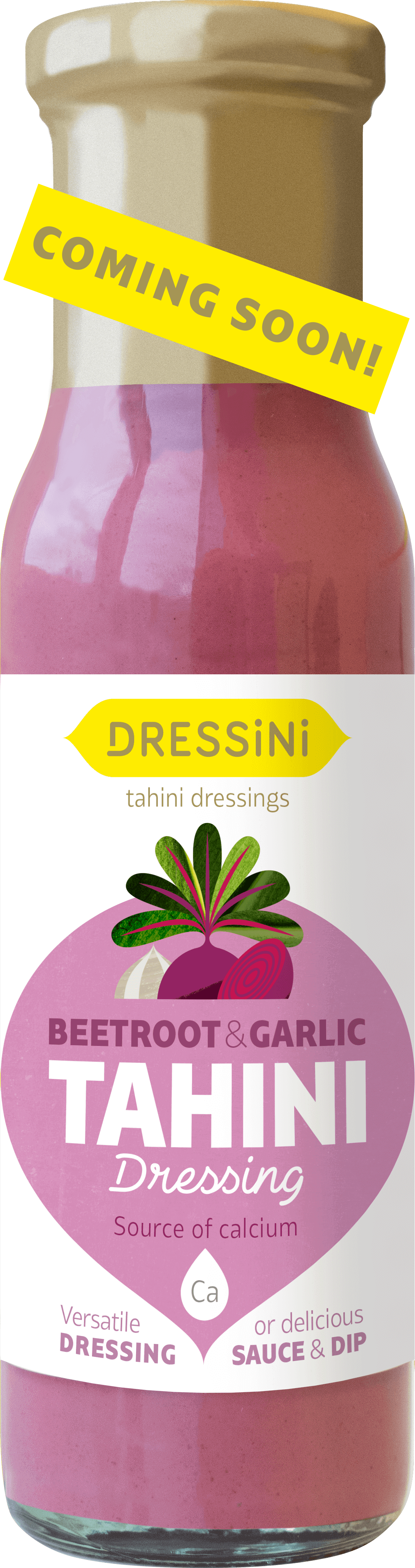 Dressini Beetroot and Garlic