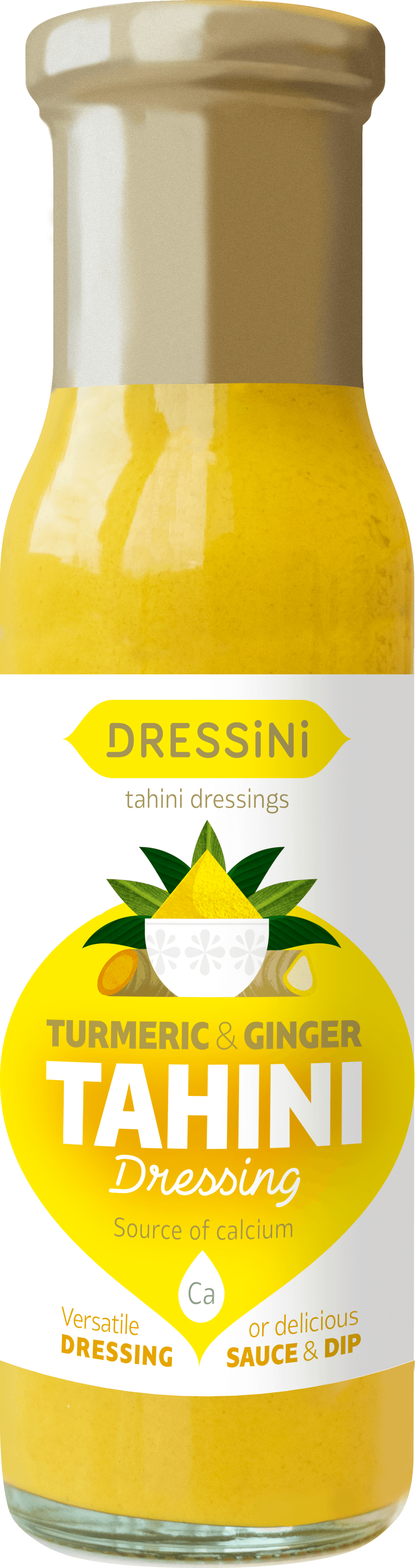Dressini Turmeric and Ginger